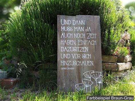 Holz Deko Garten by Die Besten 25 Gartendeko Holz Ideen Auf