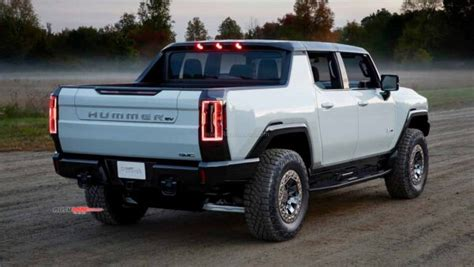 hummer electric global debut launch