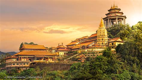 Interesting Places To Visit Penang