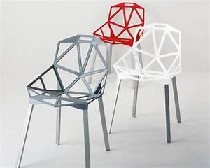Chaise Design Ikea : chaise empilable chair one chaise du futur ~ Teatrodelosmanantiales.com Idées de Décoration