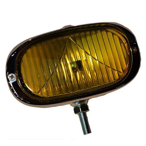 fog light yellow 190sl w121 0008201156 classic mercedes parts