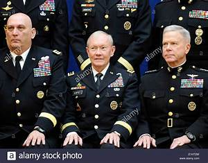 From left, U.S. Army Chief of Staff Gen. Raymond T ...