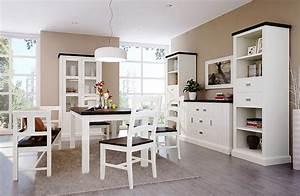 Weiße Stühle Esszimmer : pin esszimmer landhaus stil einrichtung ideen wei e st hle mediterrane on pinterest ~ Sanjose-hotels-ca.com Haus und Dekorationen