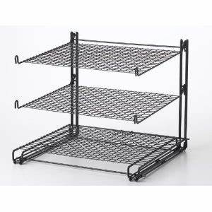 Tiered Cooling Rack   Breadtopia