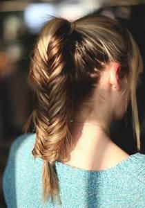 10 Easy Ponytail Hairstyles For Medium Length Hair