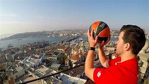TRICK SHOTS in ISTANBUL! - YouTube