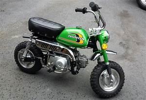 1976 Honda Z50