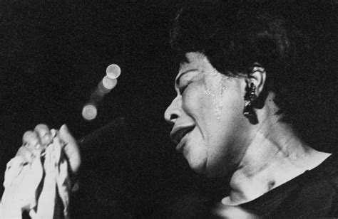 Wednesday When It Was Music  Ella Fitzgerald  Blues In The Night  Longshot's Blog