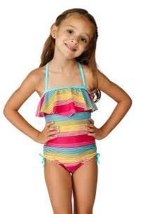 Little Girl One Piece Swimwear