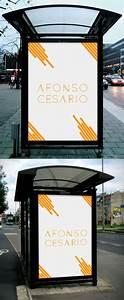 Free Outdoor Advertising Mockups #freepsdfiles #