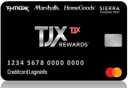 Tj maxx (often stylized as t•j•maxx) is an american department store chain, selling at prices generally lower than other major similar stores. TJ Maxx Credit Card Login | Credit card, Rewards credit cards, Credit card limit