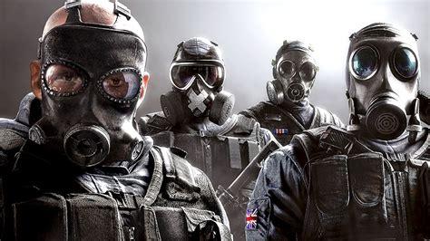 siege defender rainbow six siege five newbie defender operators