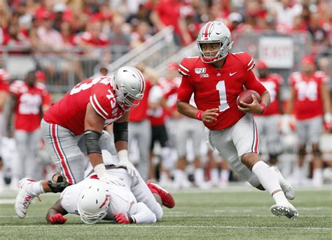 Ohio State football: Justin Fields has competition for Heisman