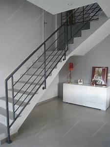 Rampe D Escalier Moderne : rampes d 39 escalier en fer forg design fonctionnel mod le bateau ~ Melissatoandfro.com Idées de Décoration