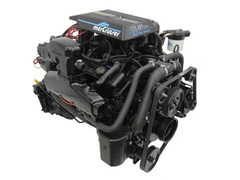 mercruiser  bluewater efi motor inboard boat engine zf
