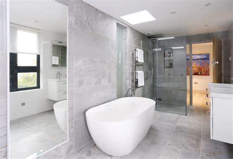 Luxury Loft En Suite Bathroom  Real Homes