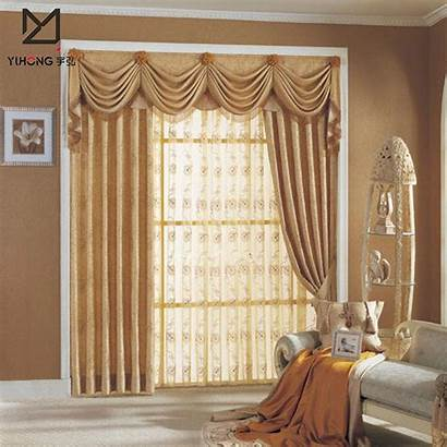Curtains Curtain Pelmet Luxury Double Living Gorden