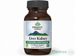 Liver Kidney  Detoxifiere Revitalizare  60cps
