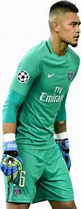 Alphonse Areola Football Render - 32391