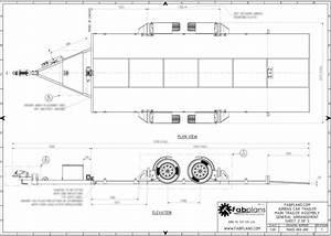 Details About Trailer Plans - Motorbike Trailer Plans