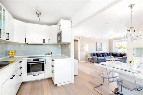 aménagement cuisine ouverte sur salle à manger attrayant amenagement salon salle a manger petit espace 7