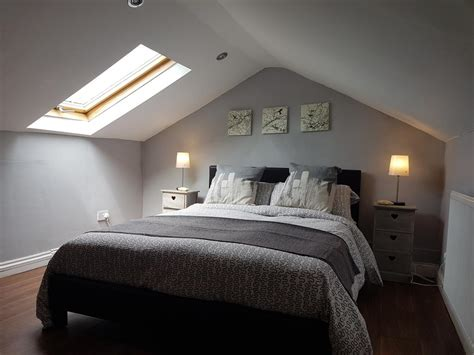 Loft Bedroom Access by Pretty 2 Bedroom Flat With Loft Bedroom Updated