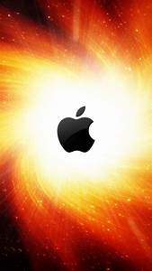 Bright Apple logo 02 iPhone 6 Wallpapers | Apple Fever ...