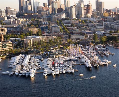 Seattle Boat Show Location by Seattle Boat Show Drops Anchor Jan 29 And Sails On