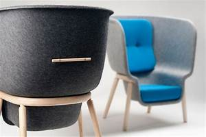 "BENJAMIN HUBERT ""Pod Chair"""