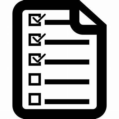 Icon Checklist 1429 Transparent Pluspng