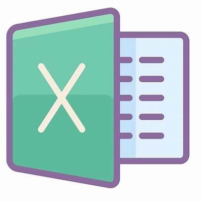 Excel Icon Microsoft Ms Windows Flat Icons8