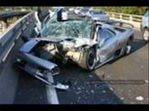 lamborghini reventon crash 1 6m lamborghini reventon crash hq youtube