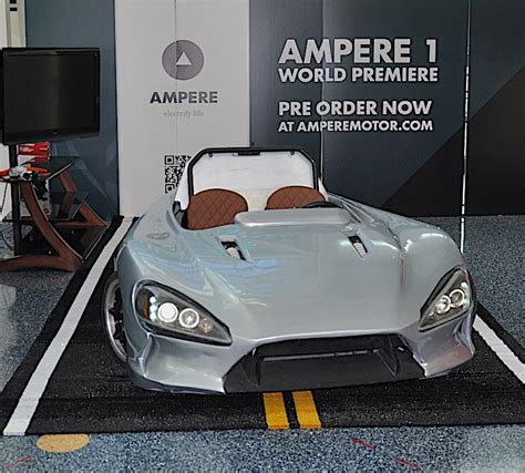 More Electric Cars by 2017 La Auto Show More Electric Cars Than