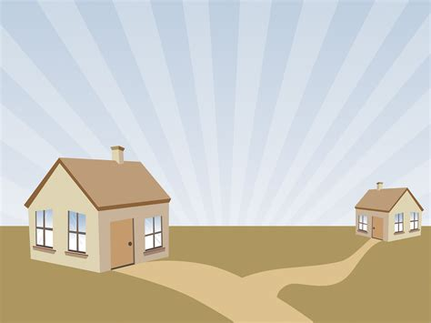 In Background Buildings Landmarks Powerpoint Templates Free Ppt