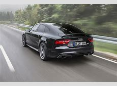 ABT Audi RS7 700HP and 880Nm
