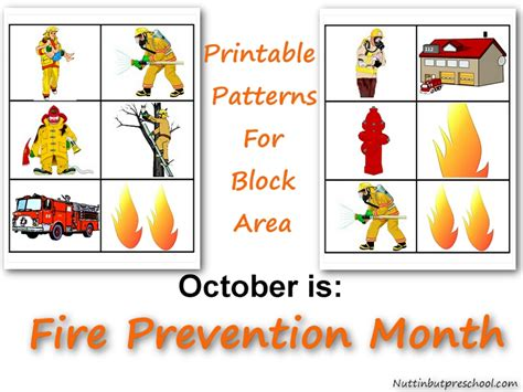 firefighter preschool safety daycare spaces and ideas 706