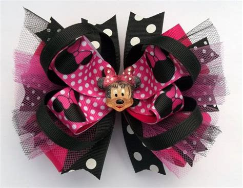 78+ Images About Minnie Mouse Bows On Pinterest