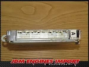 Toyota Ecu Computer 89666