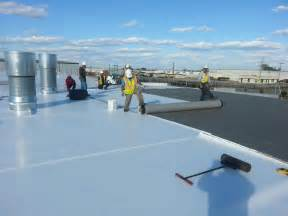 Commercial TPO and Modified Bidumen Roofing | Clear Choice ...