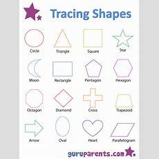 Teaching Shapes Guruparents