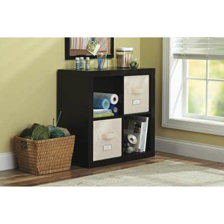 better homes storage cube better homes and gardens square 4 cube storage organizer colors best bookcases