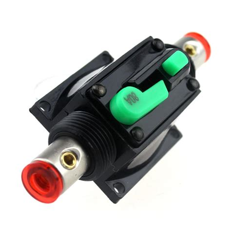 Aliexpress Buy Car Boat Auto Manual Circuit Breaker