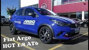 Fiat Argo Hgt 1 8