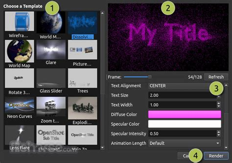openshot video editor    windows
