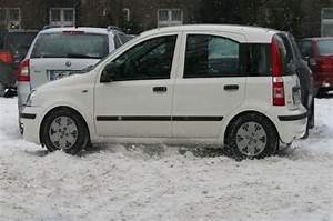 The Tested Car Fiat Panda Ev In Winter Conditions