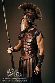 Roman Spartan Warrior Armor
