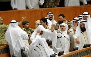 Fight breaks out in Kuwait Parliament - The Hindu