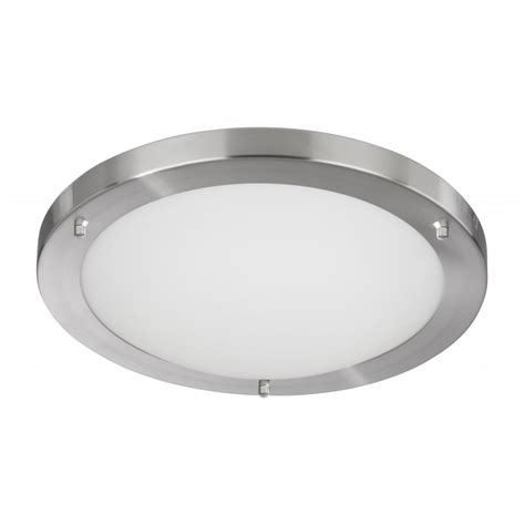 searchlight ss bathroom lights  light satin silver