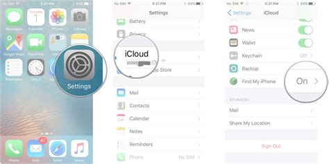 find my iphone in settings how to remove activation lock from iphone or imore