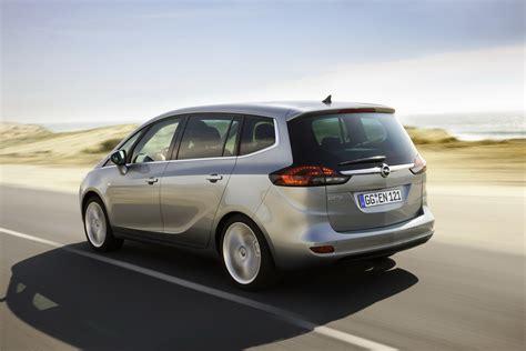 Opel Zafira by 2012 Opel Zafira Tourer